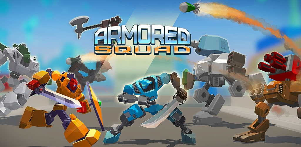 Armored Squad: Mechs vs Robots