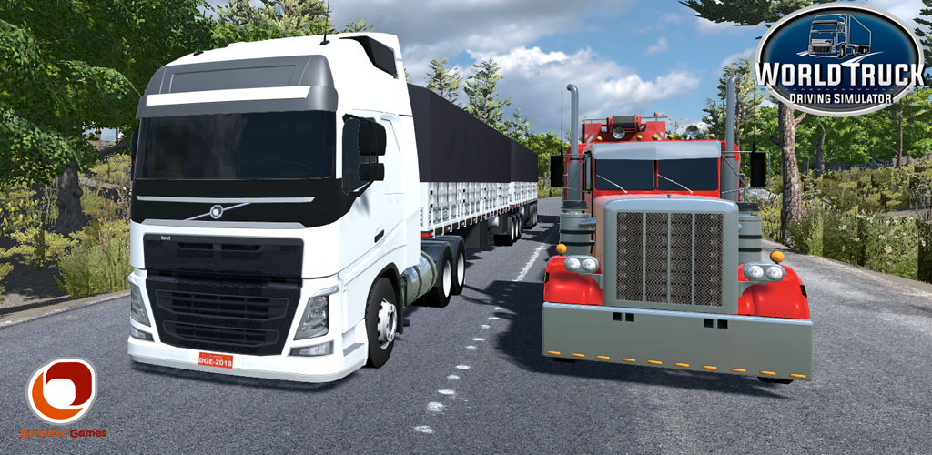 World Truck Driving Simulator